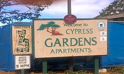 Cypress Garden Apartments, 1