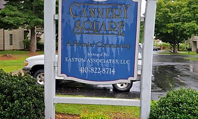 Cannery Square Apartments, 1