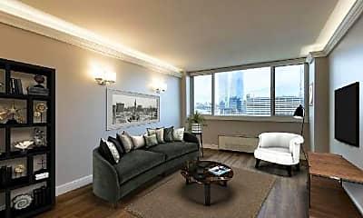 Living Room, 2400 Chestnut St, 2