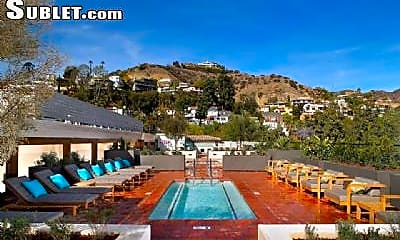 Pool, 7928 Hollywood Blvd, 2