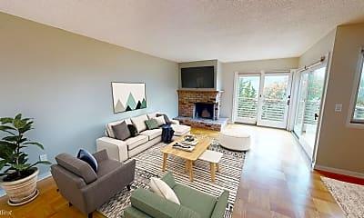 Living Room, 1243 Clayton St, 0