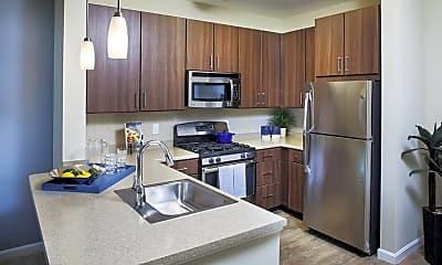 Kitchen, Avalon Framingham, 1