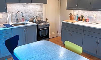 Kitchen, 18 Kimball St, 1