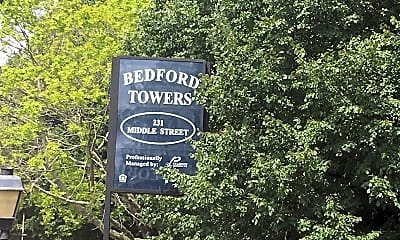 Bedford Towers, 1