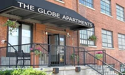 The Globe Apartments, 0