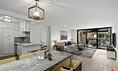 Living Room, 7777 W 91st St E3146, 0