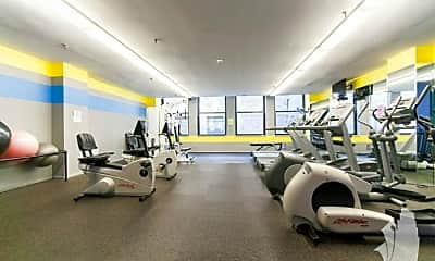 Fitness Weight Room, 680 S Federal St, 1