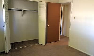 Bedroom, The Virginian Apartments, 2