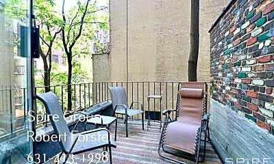 Patio / Deck, 284 West End Ave 2B, 0