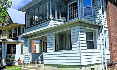 Building, 119 W Elm St, 1
