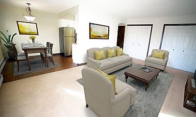 Living Room, Tree Tops, 0