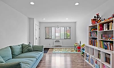 Living Room, 1315 Anderson Ave 23, 1