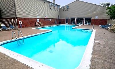 Pool, Autumn Run, 0