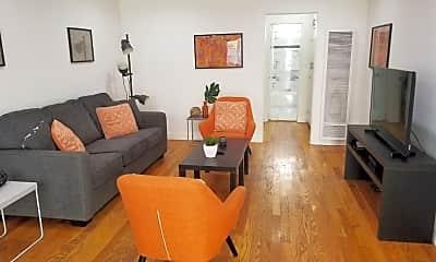 Living Room, 1336 N Citrus Ave, 0