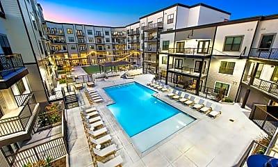 Pool, Cortland at The Battery Atlanta, 0