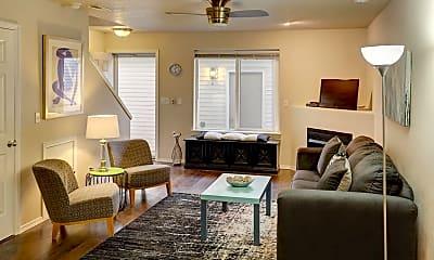 Living Room, 4000 NE 109th Ave, 1