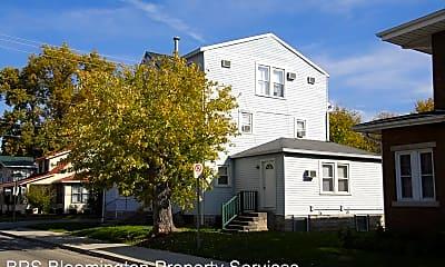 Building, 408 N Grant St, 1