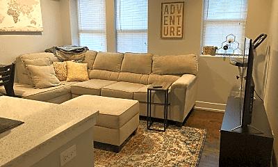 Living Room, 1822 W Byron St, 0