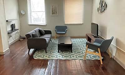 Living Room, 227 Market St, 1