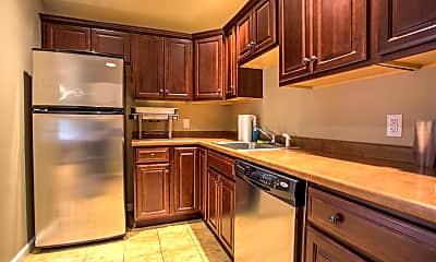 Kitchen, Cowesett Hills, 2