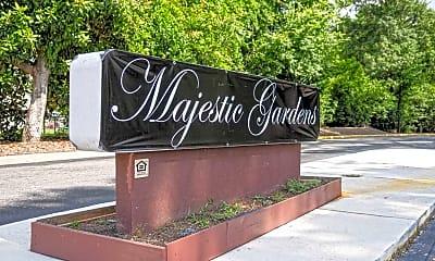 Community Signage, Majestic Gardens, 2