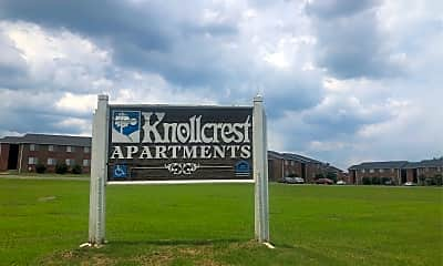 Knollcrest Apartments, 1