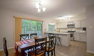 Dining Room, 2425 W Settlers Way, 1