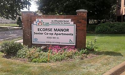 Ecorse Manor Coop, 1