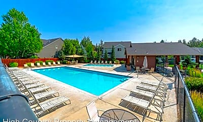 Pool, 63150 NE Dakota Dr., 2