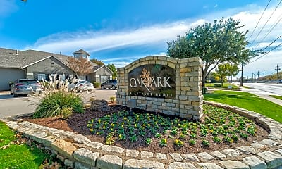 Community Signage, Oak Park, 2