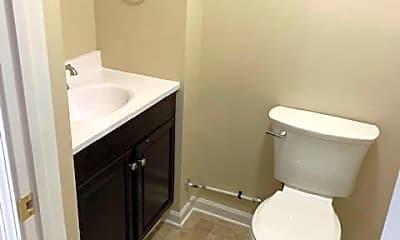 Bathroom, 957 Washtenaw Ave, 2