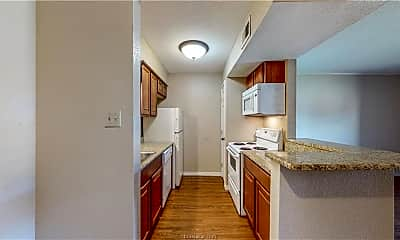 Kitchen, 904 University Oaks Blvd 78, 1