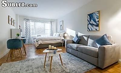 Living Room, 14 Park Ave, 1