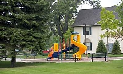 Playground, Park Terrace Apartments, 1