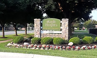 Maple Heights, 1