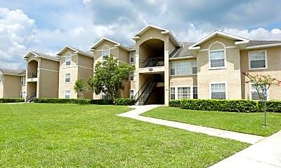 Building, River Reach Apartments, 1