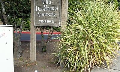 Villa Des Moines Apartments, 1