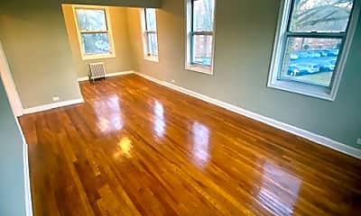 Living Room, 71 Virginia Rd 16B, 1