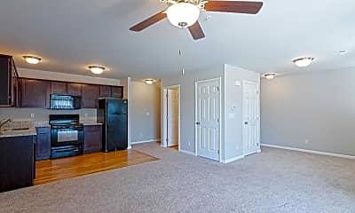 Living Room, Village at Maple Bend, 0
