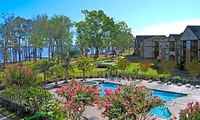 Pool, Lakeshore Villas, 0