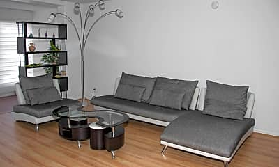 Living Room, 2651 S Course Dr, 2