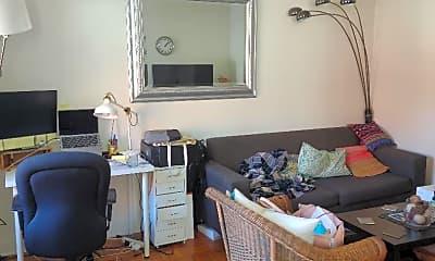 Living Room, 2515 K St NW 211, 2