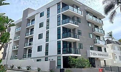 Building, 740 S Ridgeley Dr 104, 0