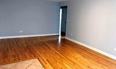 Living Room, 2940 N Harlem Ave 7, 2