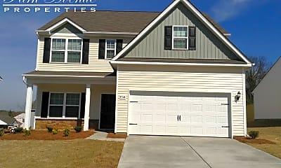 Building, 9724 Crooms Ct., 0