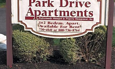 Park Drive Apartments, 1