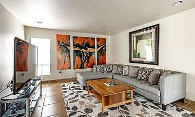 Living Room, 4950 N Miller Rd 218, 0