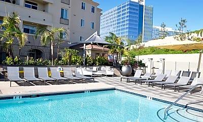 Pool, 360 Luxury Apartments, 1