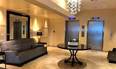 Living Room, 9499 Collins Ave 809, 2