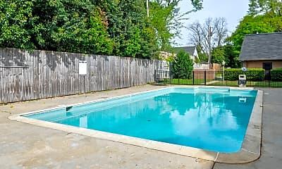 Pool, Midtown Park, 0
